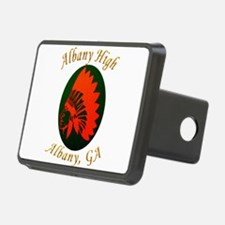 Albany Indians Hitch Cover