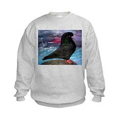 Rumbler Storm Pigeon Sweatshirt