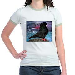 Rumbler Storm Pigeon Jr. Ringer T-Shirt