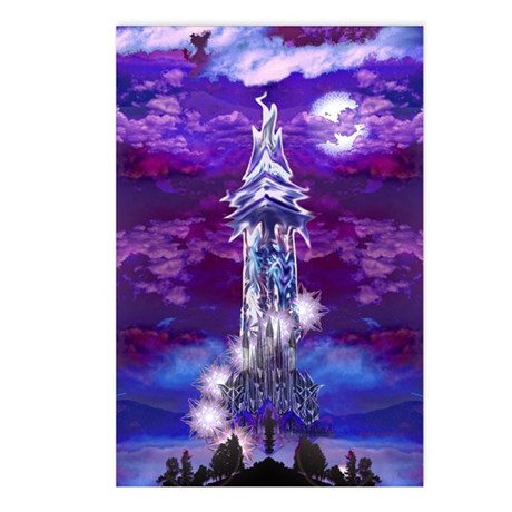 Tower Postcards (Package of 8)