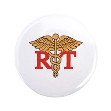 "Respiratory Therapist 3.5"" Button"
