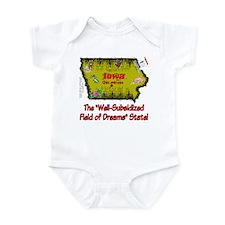 IA-Dreams! Infant Bodysuit