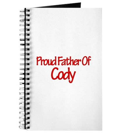 Proud Father of Cody Journal