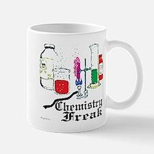 Chemistry Freak Mug