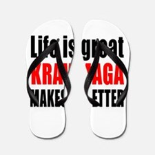 Krav Maga Martial Arts Makes Life Bette Flip Flops