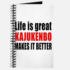 Kajukenbo Martial Arts Makes Life Better Journal