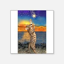 The Bengal Cat Sticker