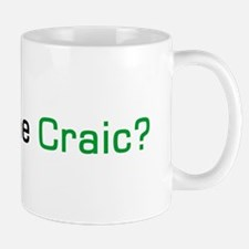 What's the craic? Mug
