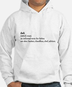 Dad - Dictionary Definition Hoodie