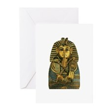 King Tut #1 Greeting Cards (Pk of 10)