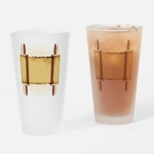 Cute Sukkot Drinking Glass
