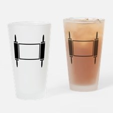 Unique Sukkot Drinking Glass