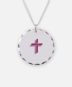 Lutheran Cross Necklace