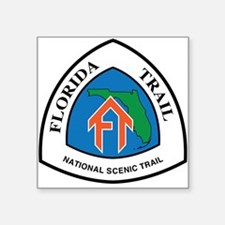 Florida Trail National Scenic Trail Sticker