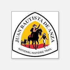 Juan Bautista De Anza National Historic Sticker