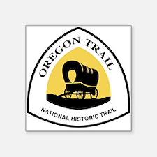 Oregon Trail National Historic Trail Sticker