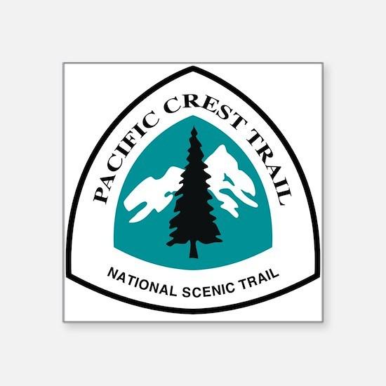 Pacific Crest Trail National Scenic Trail Sticker