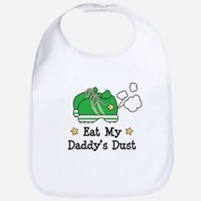 Eat My Daddy's Dust Marathon Bib