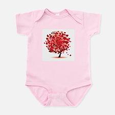 TREE OF HEARTS - VALENTINE Body Suit