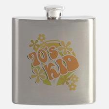 Cute 1970 Flask