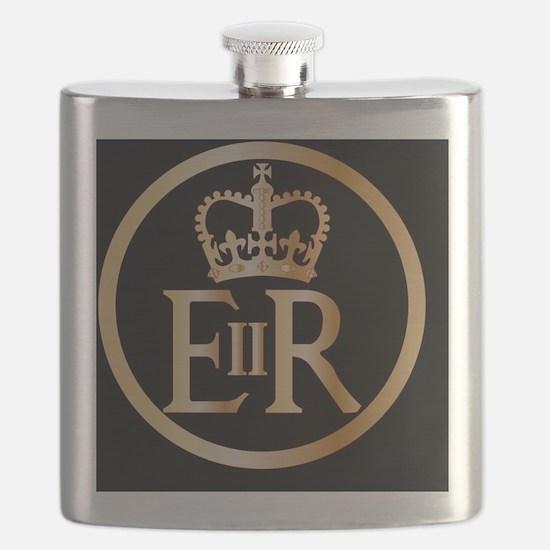 Unique Buckingham palace Flask
