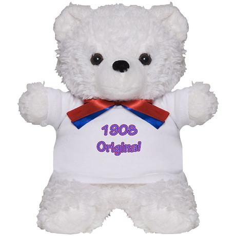 1908 original Teddy Bear