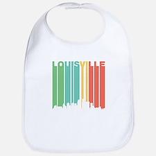 Vintage Louisville Cityscape Bib