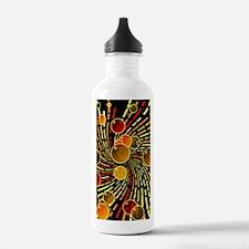 Bubbles and vortex Water Bottle