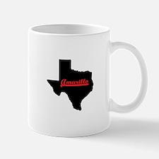 Amarillo Texas Mugs