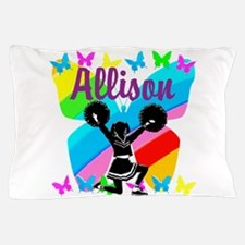 CUSTOM CHEERING Pillow Case