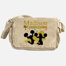 CUSTOM CHEERING Messenger Bag