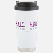 Cute Female boss Travel Mug
