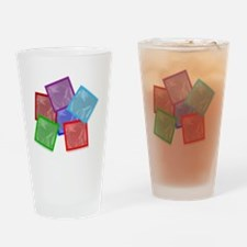 Cute Stds Drinking Glass