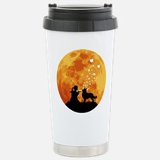 Cute Akc purebred dogs Travel Mug