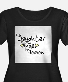 daughterangel Plus Size T-Shirt