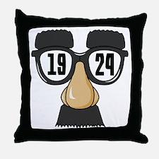 Born in 1924 Throw Pillow