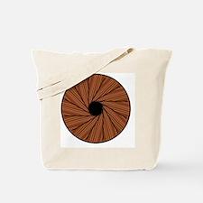 Cool Mahogany Tote Bag