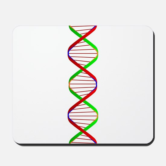 DNA Twin Spiral Mousepad