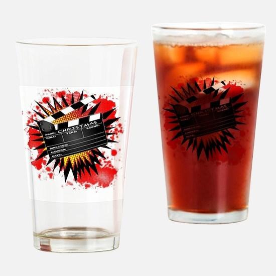 Cute Stu Drinking Glass