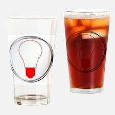 Cute Push Drinking Glass