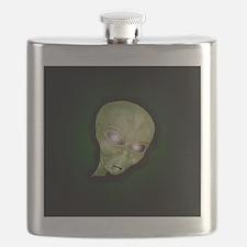 Unique Alien Flask