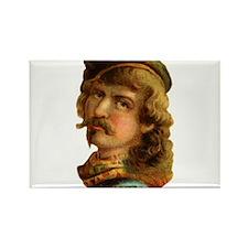 Rembrandt Rectangle Magnet