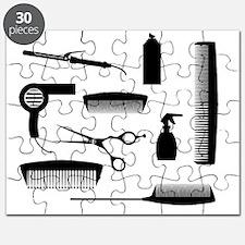 Unique Hairdresser Puzzle