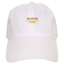 Bass Guitars Baseball Cap