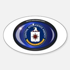 Government agent Decal
