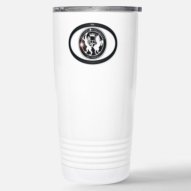 Cute Mi6 Travel Mug