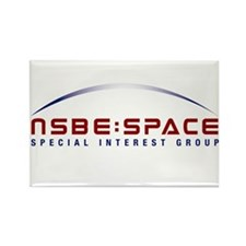 Space SIG Rectangle Magnet (100 pack)