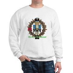 Nutcracker (Blue) Sweatshirt