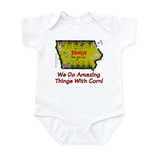 IA-Corn! Infant Bodysuit