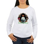 Pongo Penguin Women's Long Sleeve T-Shirt